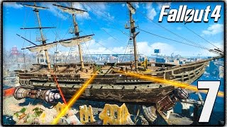 getlinkyoutube.com-Fallout 4 Gameplay - USS Constitution, Vault 95 & More Exploration! (Let's Play #7)