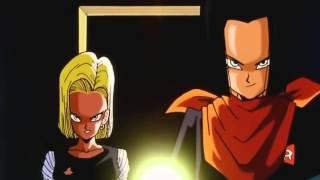 getlinkyoutube.com-Goku Sueña con los Androides 17 y 18  Latino