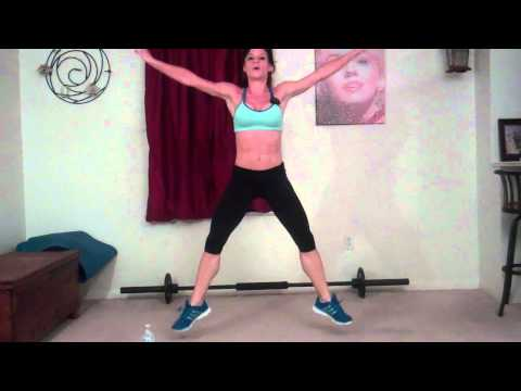 15 Minute High Intensity Home Cardio Workout Real Time