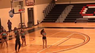 getlinkyoutube.com-Bring It! : Coach Kayla and Silento : Buck Like Kayla Challenge : Divas Of Destruxtion (Dallas,TX)
