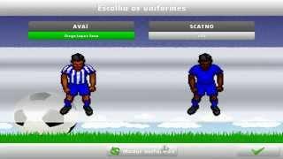 getlinkyoutube.com-Nova série! New Star Soccer 5 #1 Nasce uma lenda! E um convidado no vídeo!