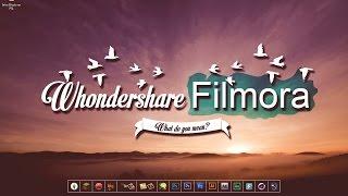 getlinkyoutube.com-Wondershare FILMORA || Editor de Vídeos || Como Utilizarlo || 😘 👌