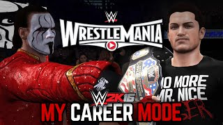"getlinkyoutube.com-WWE 2K16 My Career Mode - Ep. 50 - ""WRESTLEMANIA!!"""