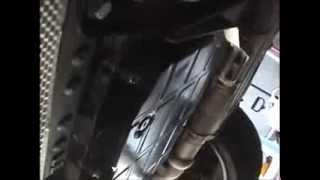 getlinkyoutube.com-Mercedes Benz E320 CDI 722.6 Transmission Flush Project