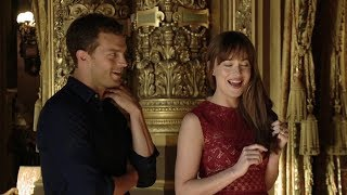 Go Behind The Scenes on FIFTY SHADES FREED - Movie B-Roll, Bloopers & Clips