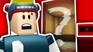 THE SECRET ELEVATOR!! | Roblox