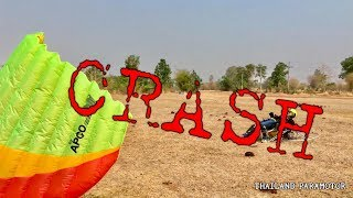 getlinkyoutube.com-Paramotor Crash !!!