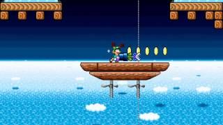getlinkyoutube.com-Super Mario Bros. X (SMBX) - Super Luigi World playthrough [P9]