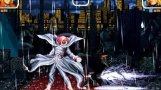 getlinkyoutube.com-Mugen - The King Of Fighters Ultimate - Violent Ken(Me) Vs Igniz(Cpu)