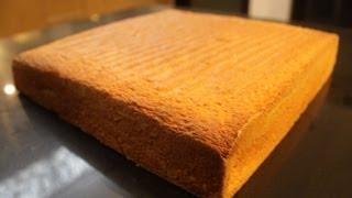 getlinkyoutube.com-Recette du biscuit génoise inratable en 4 mins!!