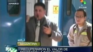 Telesur -27-03-AM -  Alianza entre MERCOSUR e UNIÓN EUROASIÁTICA; Aprueban