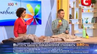 getlinkyoutube.com-«Все буде добре» Выпуск 100 Правила стирки пуховиков