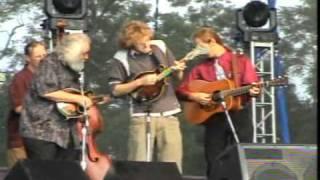 getlinkyoutube.com-Grisman, Thile, Rice, Anger, Marshall, Watkins, Austin - Dawgs Bull - Floydfest 2003