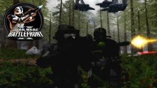 getlinkyoutube.com-Star Wars Battlefront II Mods (PC) HD: Endor: Death Watch Bunker 3.0 | Campaign