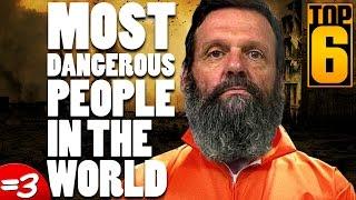 getlinkyoutube.com-Top 6 Most Dangerous People in the World