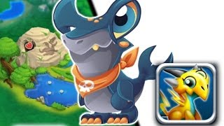 How to breed Hammerhead Dragon 100% Real! Dragon City Mobile!