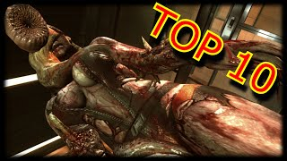 getlinkyoutube.com-Resident Evil Month: Top 10 Coolest Mutations