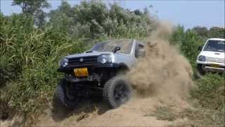 getlinkyoutube.com-スズキ ジムニー SUZUKI JIMNY in action