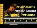 Paloma torcaza - Huayno ayacuchano (Tutorial con tablatura de Javier Molina)