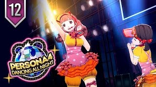 getlinkyoutube.com-Persona 4 Dancing All Night ★ Story Series / All Cutscenes + Story Dances 【EPISODE 12】