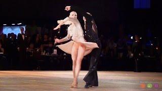 getlinkyoutube.com-Riccardo Cocchi - Yulia Zagoruychenko   Assen 2015   Professional Latin - Final S
