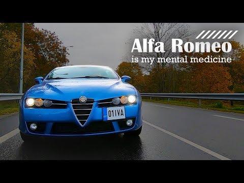 Альфа Ромео - это моё лекарство. Alfa Romeo is my mental medicine. (ENG Sub)