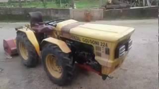 getlinkyoutube.com-Goldoni universal 224 with LDA 672 motor from Pasquali