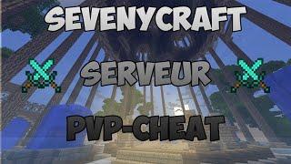 getlinkyoutube.com- SevenyCraft  Serveur minecraft PvP/Cheat (Crack accepté)