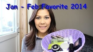 getlinkyoutube.com-Jan - Feb Favorites 2014. ของโปรดเดือน มค.และ กพ. จ้า.