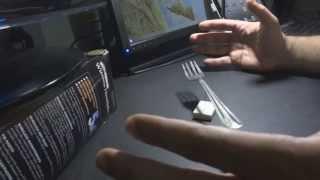 Telekinesis con tenedor - Mover objetos con la mente
