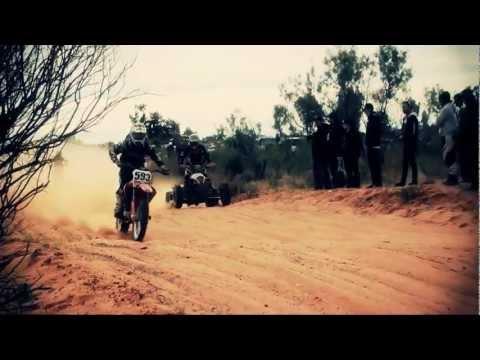 2012 Finke Desert Race - Bike & Quad - Day 1