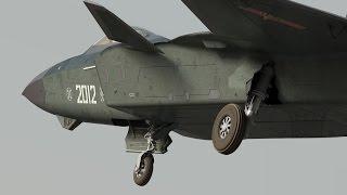 getlinkyoutube.com-歼20服役在即 机体发生大量微妙重要改变