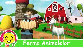 getlinkyoutube.com-Ferma Animalelor - CanteceGradinita.ro - Animatii cu animale