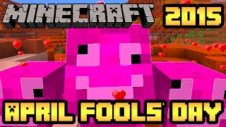 getlinkyoutube.com-Tackle⁴⁸²⁶ Minecraft April Fool (เมษาโกหก) 2015 [15w14a]