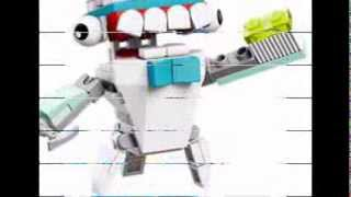 getlinkyoutube.com-Lego Mixels series 8
