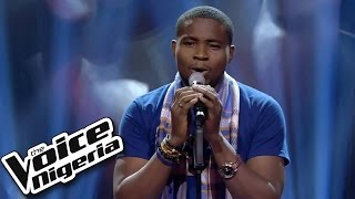 David Ogbo 'Story of my Life' / Blind Auditions / The Voice Nigeria 2016