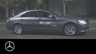 getlinkyoutube.com-Mercedes-Benz DIGITAL LIGHT – A light for the future – Mercedes-Benz original