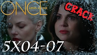 getlinkyoutube.com-OUaT - 5x04-07 CRACK [♛ Swan Queen Edition ♛]