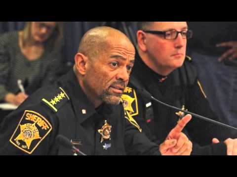 Sheriff David Clarke PSA for Milwaukee County
