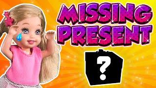 getlinkyoutube.com-Barbie - Annabelle's Missing Christmas Present