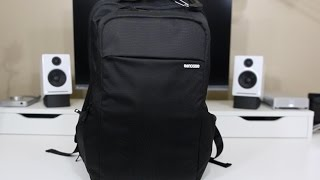 What is in My Tech Bag - Incase ICON Backpack Review