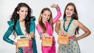 Give me 5 Series! Capitulo 7 - Detras de el escenario y campaña de UNICEF