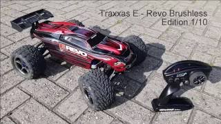 getlinkyoutube.com-Traxxas E-Revo Brushless 1/10 - All Terrain 6S