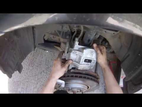 Замена тормозных колодок LEXUS RX350 на карбон керамические  Power Stop Z23 Evolution Sport