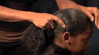 BBD BOSS Boys Natural Curly Ponytail / weekly special limited time!