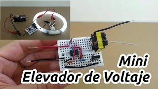 getlinkyoutube.com-Mini Elevador de Voltaje 6 a 600 volts