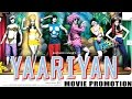 Yaariyan Movie  - Himansh Kohli - Evelyn Sharma - Rakul Preet - Full Promotion Events Video