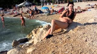 getlinkyoutube.com-Chorwacja 25 07 2014   Makarska