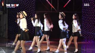 에이프릴 April - 루비 Ruby (feat.  Lee jin Of Fin.K.L)