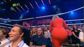 getlinkyoutube.com-Holly Willoughby - Big Butt Tribute